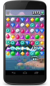 Jewels 2 running on Nexus 4
