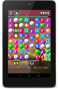 Jewels 2 running on Nexus 7