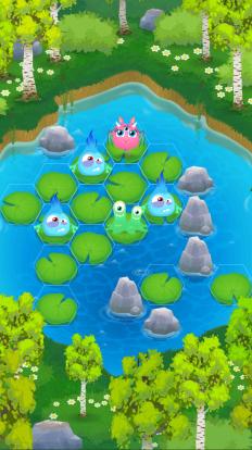 Oddhop lake theme